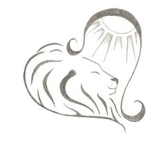 "This tattoo with the quote ""heart of a lion"" #leo"