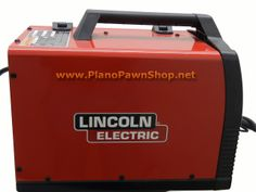 Plano Pawn Shop  - Lincoln Electric 125 HD Wire-Feed Welder, $249.00 (http://www.planopawnshop.net/lincoln-electric-125-hd-wire-feed-welder/)
