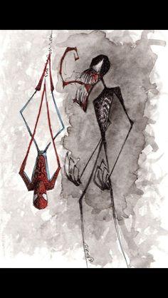 If Tim Burton did Spider-Man