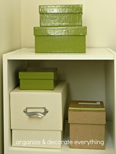 Office Organizing by   Organize & Decorate Everything