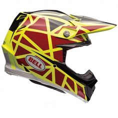 Discover Bell Moto 9 Helmets at Dirtbikexpress. Shop for the latest range of Bell Moto 9 helmets and Moto 9 accessories available from Bell. Dirt Bike Helmets, Dirt Bike Gear, Motocross Helmets, Bell Moto, Bike Humor, Cool Dirt Bikes, Recumbent Bike Workout, Bike Illustration, Commuter Bike