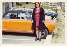 Posing in the 70s