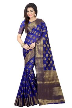 Designer Jacquard Saree - 7 Days Easy Return, Buy Designer Saree, Georgette Saree, Embroidery Saree, Party Wear Saree, etc...