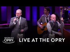 "Dailey & Vincent - ""I Believe"" 