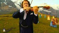 Edelweiss - Andre Rieu, via YouTube.