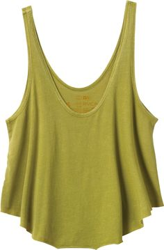 drapey willow tank..to layer or not.