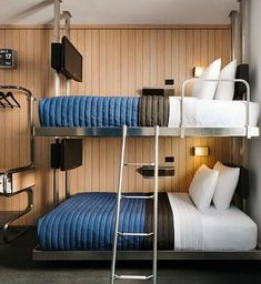 View Our Pod Style Rooms At The Pod Hotel | Cheap Hotel In NYC