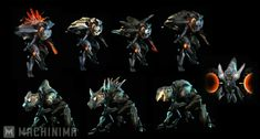 Halo 4 Prometheans