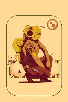 Artwork by Dan McPharlin