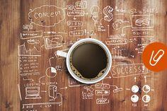 20 ideas for coffee shop marketing Mojito, Coffee Love, Coffee Cups, Coffee Theme, Coffee Coffee, Black Coffee, Cafe No Bule, Inspirational Ted Talks, Productivity Hacks