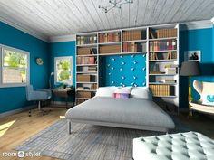 TFIOS Inspired (Bedroom)