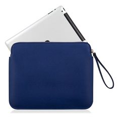 Tablet zip pouch