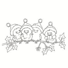 Rubber Silicone Clear Stamps for Scrapbooking Tampons Transparent Seal Background .- Rubber Silicone Clear Stamps for Scrapbooking Tampons Transparent Seal Background Stamp Card Making Christmas Bird – Christmas Bird, Christmas Drawing, Christmas Paintings, Christmas Colors, Christmas Crafts, Colouring Pages, Coloring Books, Christmas Coloring Sheets, Tampons Transparents