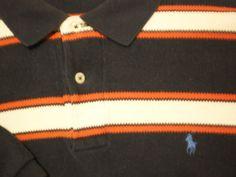 Ralph Lauren Polo Vintage Shirt Mens XL #dteam