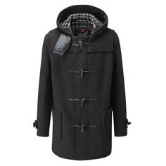 Mens | Mid Length Duffle Coat C | Gloverall | Gloverall