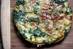 Dinner Tonight: Potato and Kale Frittata | Serious Eats : Recipes