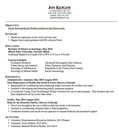 Sample Social Worker Resume Resume For Senior Associate  Httpexampleresumecvresumefor .