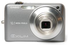Casio Exilim EX-Z1080. My trusty Point & Shoot camera (but mine is champagne color)