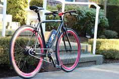 Seattle Electric Bike & E-Bike Pictures - Propella Bikes
