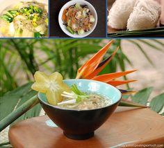 i finds it my strelitzia, the (hmmmm ( ͡° ͜ʖ ͡°) mmm) noodle soup. Ono Hawaiian Food, Hawaiian Dishes, Rice Recipes, Chicken Recipes, Recipe Chicken, Chicken Long Rice, Chicken Noodle Soup, Stop Eating, Soups And Stews