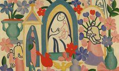Tarsila do Amaral, 'Religião Brasileira',1927