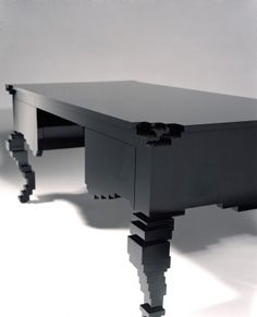 The Lego-Inspired CEO Writing Desk from Staffan Holm Design.