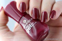 ... noch ein Make up Blog ...: Essence - gel nail polishes, Teil 1