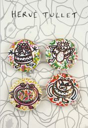Herve Tullet's monster buttons