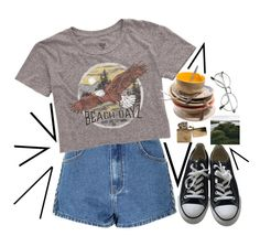 """Chill bruh"" by sleepless-dreams ❤ liked on Polyvore featuring Glamorous, Billabong, Converse and Tt Collection"