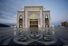 Hazret Sultan Mosque in Kazakhstan