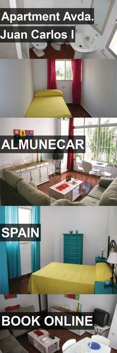 Apartment Avda. Juan Carlos I in Almunecar, Spain. For more information, photos, reviews and best prices please follow the link. #Spain #Almunecar #travel #vacation #apartment