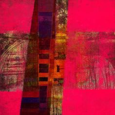 The Old Cells Studio - Michèle Brown Art: Edges - iPad painting