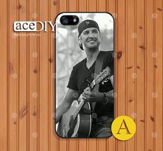 Luke Bryan Phone cases iPhone 5 case iPhone 5s case by aceDIY, $7.99