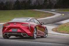Lexus LC 500 grills up for sizzling NAIAS debut • CF Blog