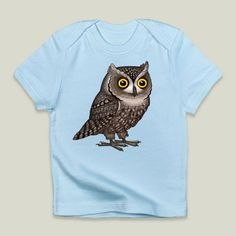 Otus Pocus by Pepetto. Fun Indie Art from BoomBoomPrints.com! https://www.boomboomprints.com/Product/pepetto/Otus_Pocus/Infant_T-Shirts/0-3M_Sky_Blue_Infant_T-Shirt/
