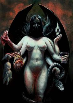 Lilith. Reviled as a destroyer and seducer of men. Throughout history Lilith was the one who would not submit. Passed down from Sumeria, the Hittite Empire, Babylon to the Semitic peoples, she became the archetype of the dangerous woman who refused submission.
