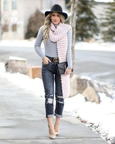 Sensational Winter Outfits - Faux Moto JacketFrom Forever 21 , Jeans FromRag and... Winter Outfit Styled By Kyrzayda Rodriguez