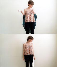 And a little femininity (by Sarah Hawkinson) http://lookbook.nu/look/3275803-and-a-little-femininity