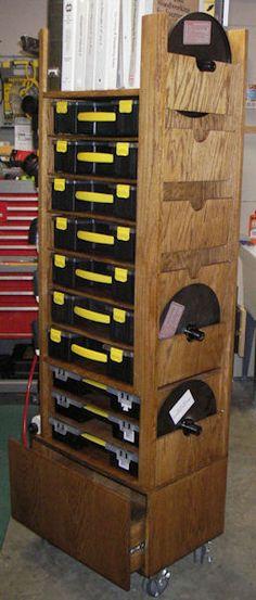 Shopsmith Tool Storage Cabinet