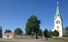 Näsums församling Copenhagen, Sweden, Mansions, House Styles, Building, Travel, Home Decor, Viajes, Decoration Home
