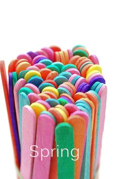 popsicle stick nail files..?? possible.