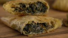 Longevity Greens Pies   Greek Food - Greek Cooking - Greek Recipes by Diane Kochilas