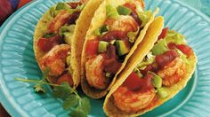 Spiced-up shrimp goe