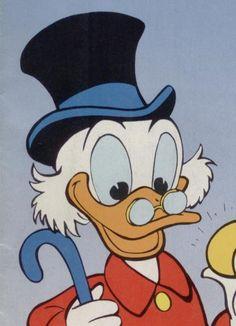 Dagobert Duck (Scrooge McDuck)