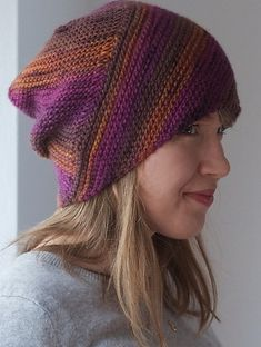 8580501478e Langfield is a hat designed by Martina Behm. You can use every kind of yarn