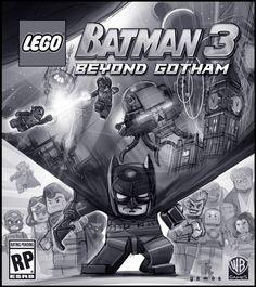 LEGO Batman 3 on Behance
