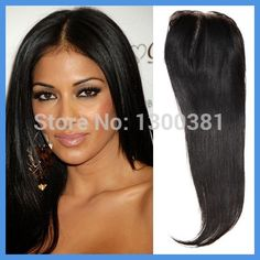 """Find More Lace Closure Information about Silk Base Top Closure In Stock! Virgin Quality Hair !Silky Straight Brazilian Hair Silk base Lace Closure 8""""  24"""" 4x4,High Quality top 5 cell phone brands,China closure part Suppliers, Cheap top piece hair closure from Gorgeous Summer Hair Store on Aliexpress.com"""