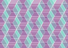 Cube Patterns on Behance
