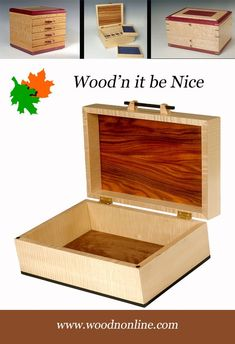 A custom wooden keepsake box highlighting the unique color and figure of multiple domestic and imported woods. #woodjewelry box #woodbox #keepsakebox Wooden Keepsake Box, Keepsake Boxes, 5th Wedding Anniversary, Professional Women, Wood Boxes, Unique Colors, Wood Art, Woods, Entertaining