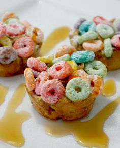 Muffin Tin Fruit Loop French Toast is a new twist on a breakfast favourite. This French toast is baked in muffin tins to make it super easy and the result is super cute individual French toast cups. If you are looking for a fun new breakfast recipe to impress your kids here it is! I love French toast and we…